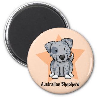 Herder van de Ster van Kawaii de Blauwe Australisc Magneet