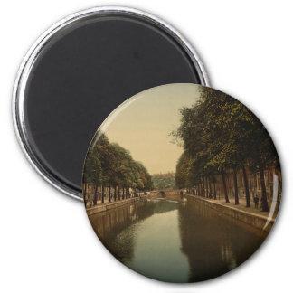 Herengracht, Amsterdam, Nederland Magneet