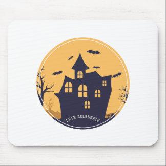 Herenhuis en de Knuppels van Halloween het Muismat