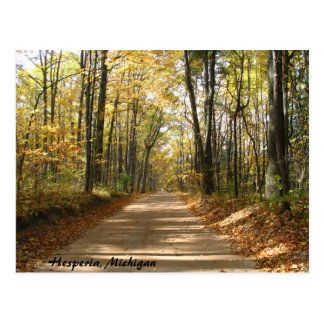 Herfst in het Briefkaart van het Land