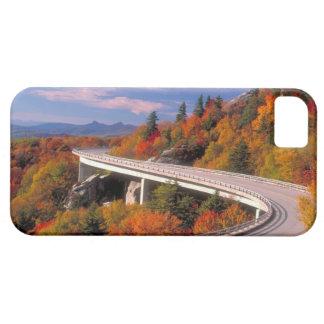 Herfst in van het Noorden Blue Ridge Parkway iphon Barely There iPhone 5 Hoesje
