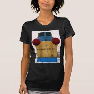 Herinner de Boten Boblo - Ste. De stapels van T Shirt