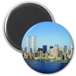 Herinnerde Magneet 2 van New York Stad