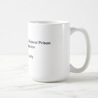 Herinnering mu van de Gevangenis van Florida van Koffiemok