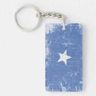 Herinnering van de Ketting van de Vlag van Somalië Sleutelhanger