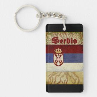 Herinnering van de Ketting van Servië de Zeer Sleutelhanger