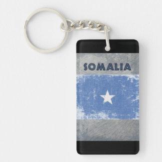 Herinnering van de Ketting van Somalië de Zeer Sleutelhanger