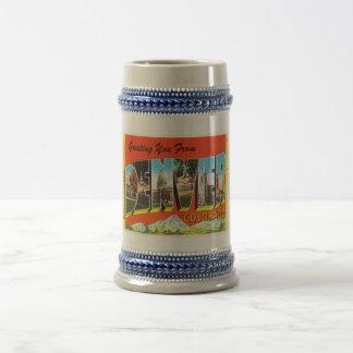 Herinnering van de Reis van Co van Denver Colorado Bierpul