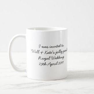 Herinnering van het Huwelijk van de pret de Koffiemok