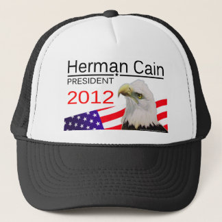 Herman Cain - President 2012 Trucker Pet