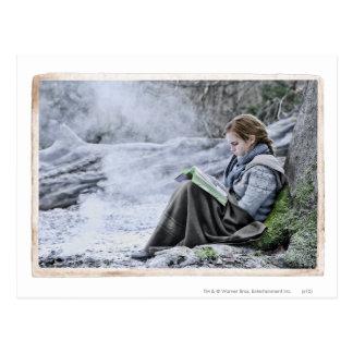 Hermione 13 briefkaart