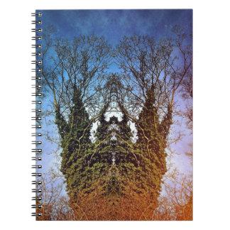Herne de Jager Notitieboek