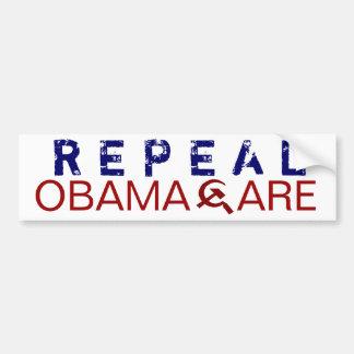 Herroeping Obamacare Bumpersticker
