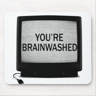 hersenen en de muis mouspad muismat