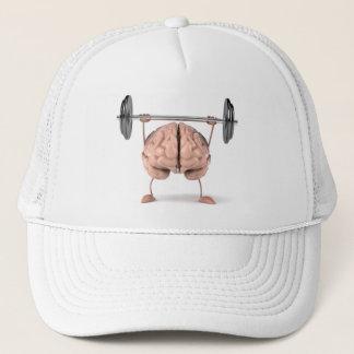 Hersenen exepcises trucker pet