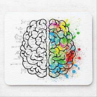 hersenen reeks muismat