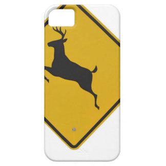 hert-kruisen-teken barely there iPhone 5 hoesje
