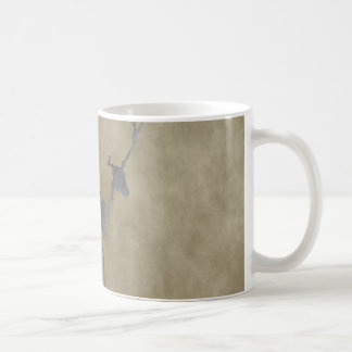 herten skelet koffiemok