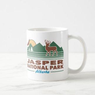 Herten van de Muilezel van het Park van de jaspis Koffiemok