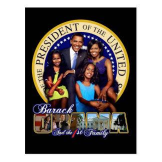 het 1st Briefkaart van de Familie