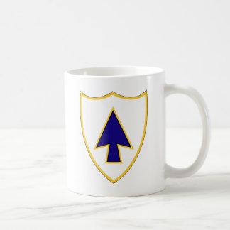 het 26ste Regiment van de Infanterie Koffiemok