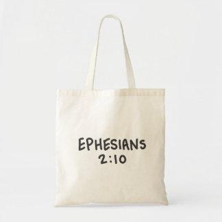 Het 2:10 van Ephesians Draagtas