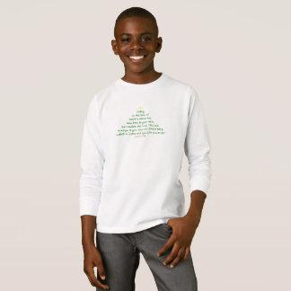 Het 2:11 van Luke - het overhemd van het Bericht T Shirt