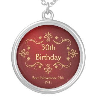 het 30ste Ketting van de Verjaardag - de Vintage T