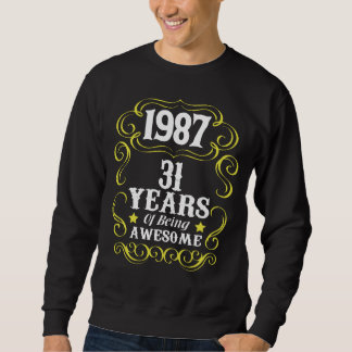 het 31ste Overhemd van de Verjaardag voor Trui