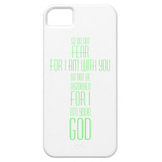 Het 41:10 van Isaiah Barely There iPhone 5 Hoesje