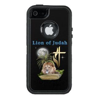 Het 41:10punten van Isaiah OtterBox Defender iPhone Hoesje