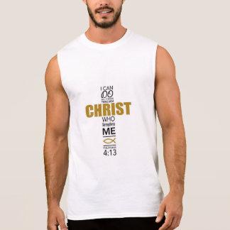 Het 4:13 van Phillipians T Shirt
