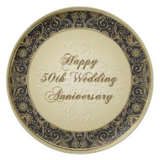 het 50ste Bord van het Jubileum van het Huwelijk