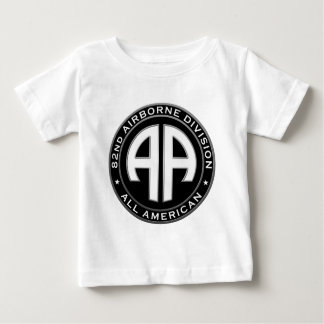 het 82ste Casual Flard In de lucht van de Afdeling Baby T Shirts