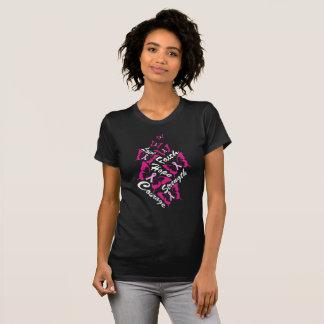 Het aanmoedigen van het Overhemd van de T Shirt