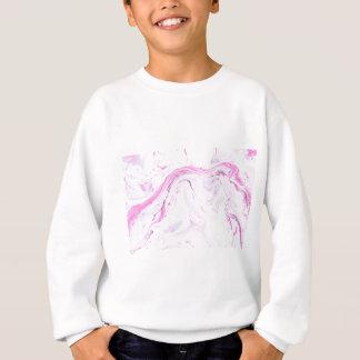 het aardbei marmer past me aan ontwerp trui