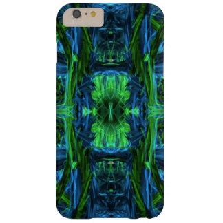 Het abstracte Blauwe en Groene Hoesje van de