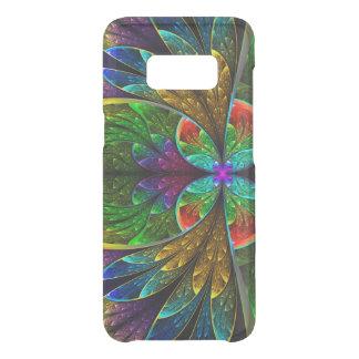 Het abstracte BloemenPatroon van het Get Uncommon Samsung Galaxy S8 Hoesje