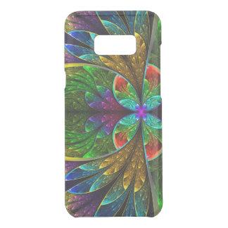 Het abstracte BloemenPatroon van het Get Uncommon Samsung Galaxy S8 Plus Case