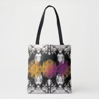 Het abstracte Canvas tas van de Oneindigheid