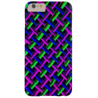 Het abstracte Ontwerp van de Knoop op iphonehoesje Barely There iPhone 6 Plus Hoesje