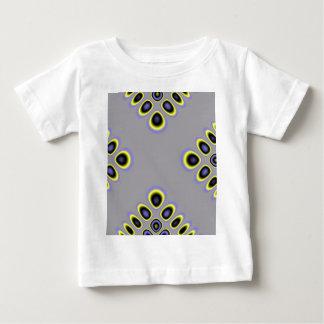 Het abstracte Vreemde Grafische Ontwerp van het Baby T Shirts