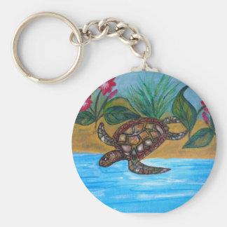 Het accessoire van de schildpad of van de sleutelhanger