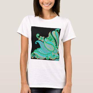 Het Afbeelding van Flawer T Shirt