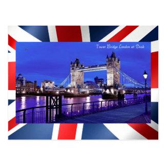Het afbeelding van Londen voor briefkaart