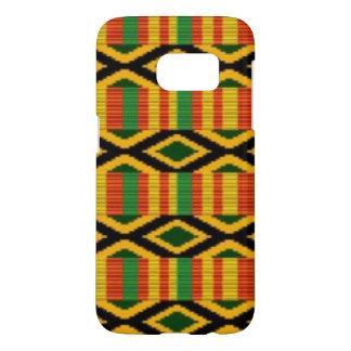 Het Afrikaanse MultiOntwerp van de Druk van het Samsung Galaxy S7 Hoesje