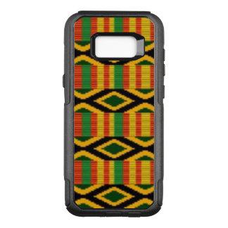 Het Afrikaanse MultiOntwerp van het Patroon van de OtterBox Commuter Samsung Galaxy S8+ Hoesje
