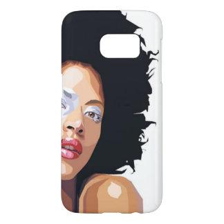 Het afro-centric Hoesje van Samsung S7