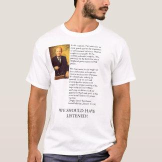 Het AfscheidsAdres van Ike T Shirt