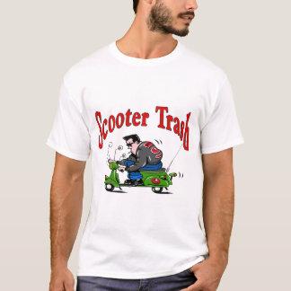 Het Afval van de autoped T Shirt